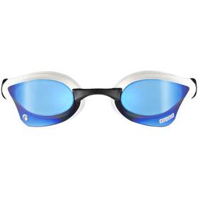 arena Cobra Core Swipe Mirror Gafas Natación, negro/blanco